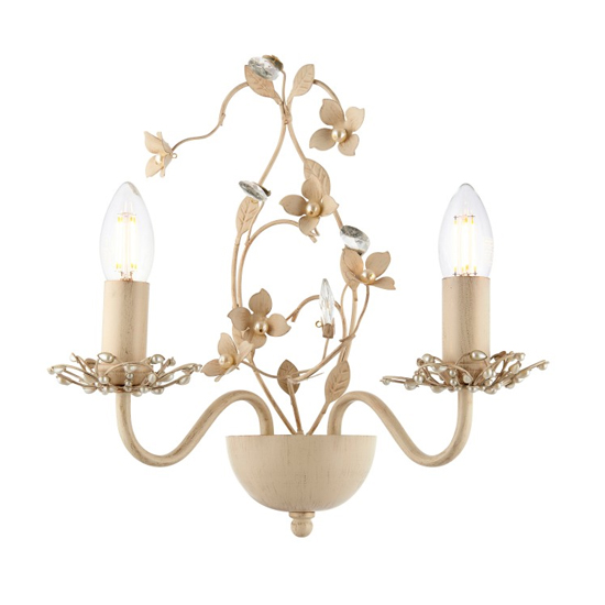 Lullaby Wall Light In Cream