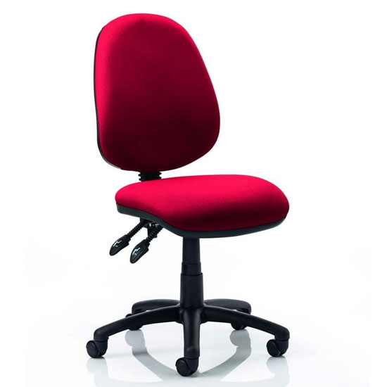 Luna II Office Chair In Bergamot Cherry