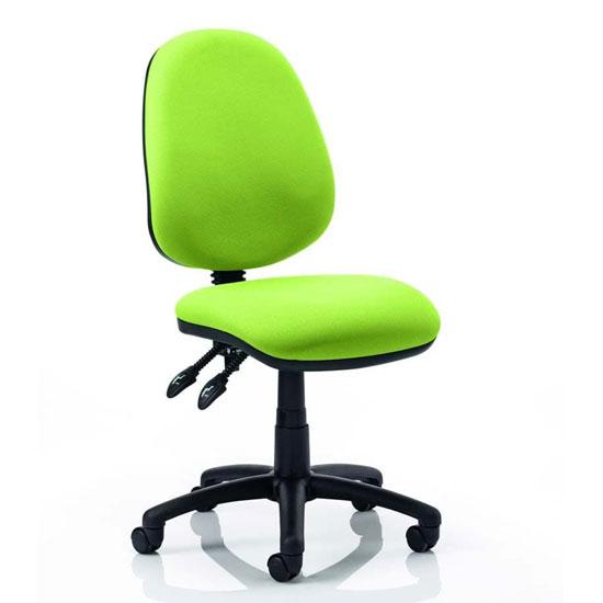 Luna II Office Chair In Myrrh Green