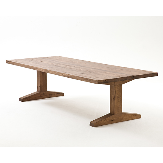Lunch Small Wooden Dining Table In Bassano Oak_1
