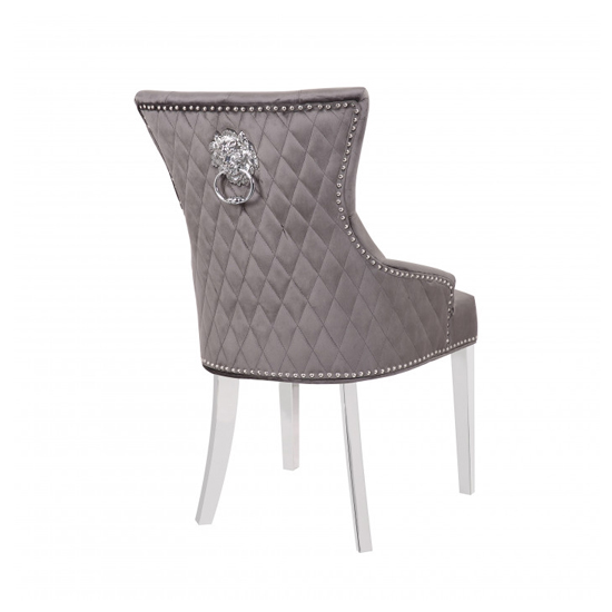Madison Grey Velvet Dining Chairs In Pair_3