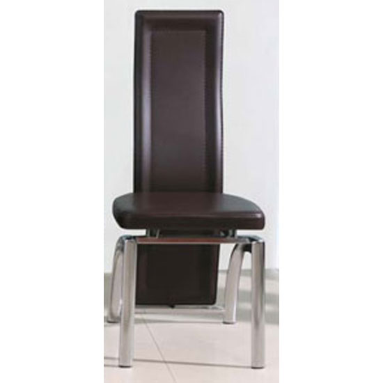 furniture for kitchens manhattan plain brown dining chair 11820 furniture in 11820