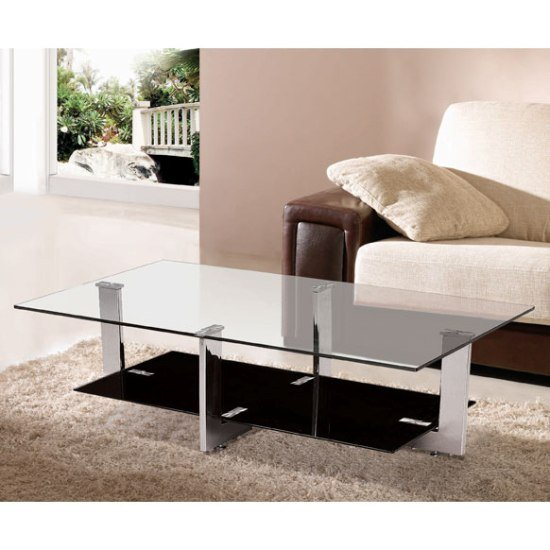 manhattanCoff chrome modern glass coffee tables - Coffee Table Design of Good Quality
