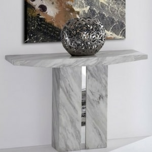marble Console Tables UK, marble hall console tables