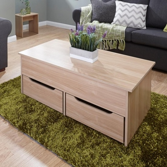 Marcello Storage Coffee Table In Oak With Lift Up Top_2