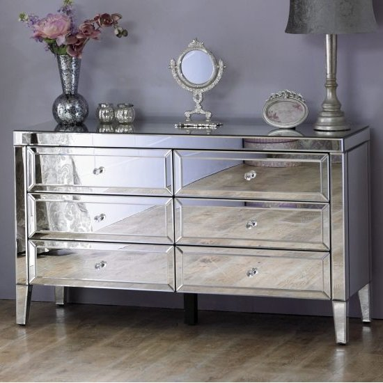 Marnie Mirrored Chest Of Drawers Wide With 6 Drawers_2