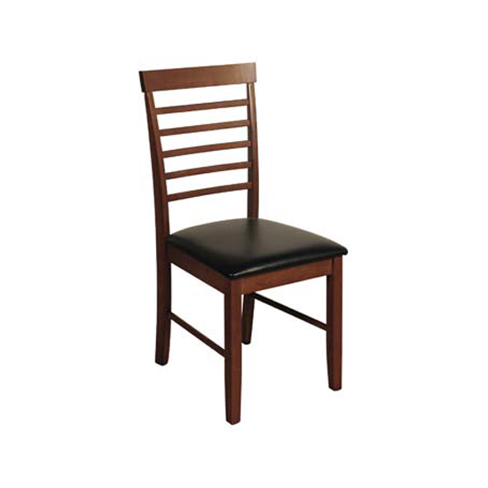 Marsic Dining Chair In Dark Acacia