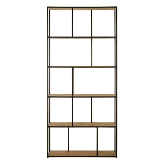 Masoka Wooden Shelving Unit In Natural_2