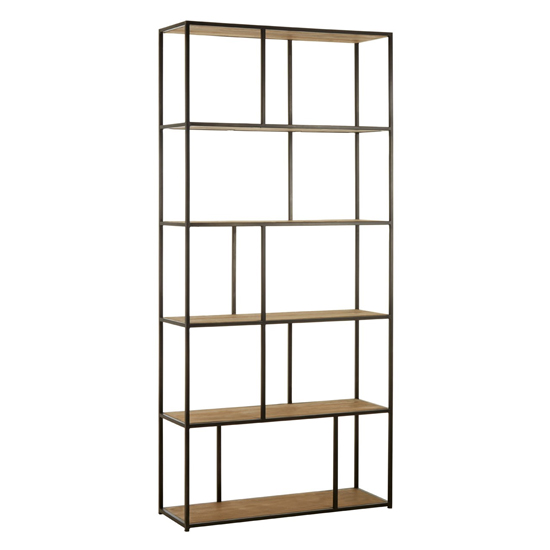 Masoka Wooden Shelving Unit In Natural_1