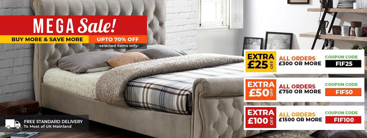 Furniture in Fashion – Dining, Living & Bedroom Furniture UK