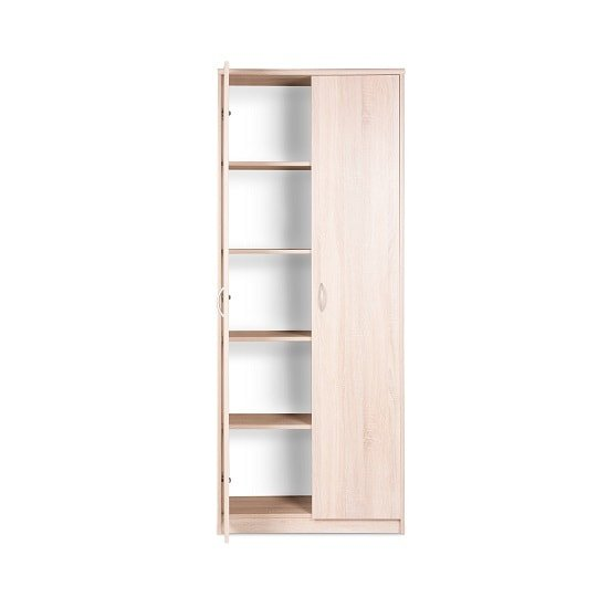 Meissen Multipurpose Storage Cupboard In Sonoma Oak_2