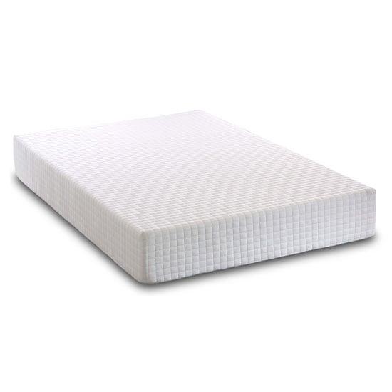 View Memory hl 2000 soft memory foam single mattress