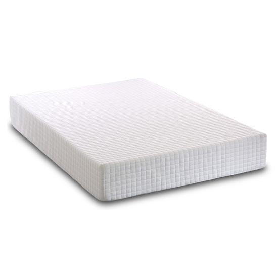 View Memory hl 2000 soft memory foam super king size mattress