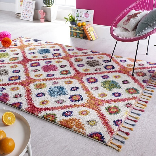 Menara Nebula Multi Color Rug_1