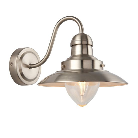 Mendip Wall Light In Antique Brass_1