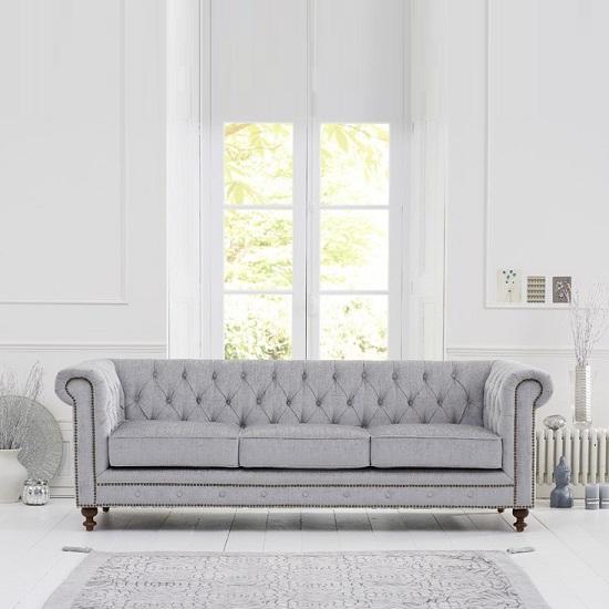 Chesterfield Sofa Price: Buy Cheap Grey Chesterfield Sofa