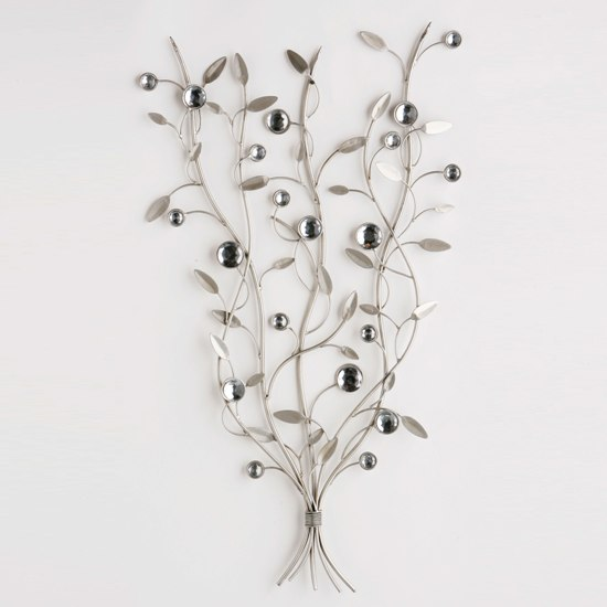 metal birch tree wall art 2800429 - Wall Art For Stairs, Decorate Your Staircase In Style