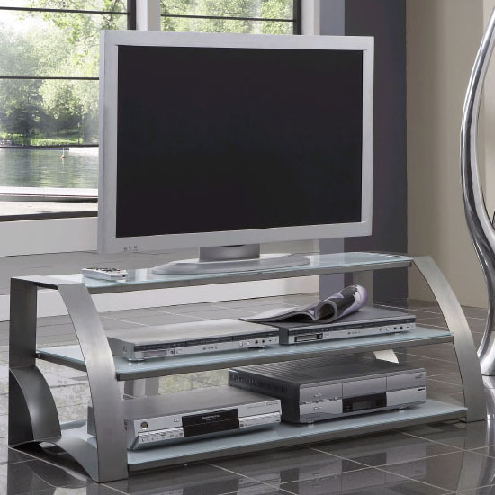 Furniture In Fashion Imola White Glass TV Stand 87399 : metal entertanment furniture 87399 from top-online-shopping.co.uk size 550 x 550 jpeg 58kB