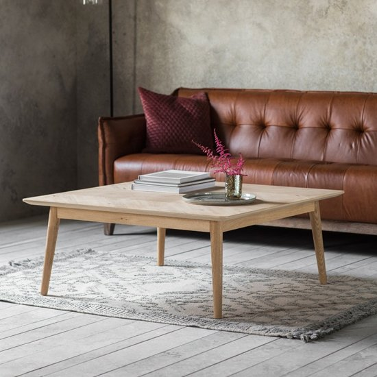Milano Wooden Coffee Table