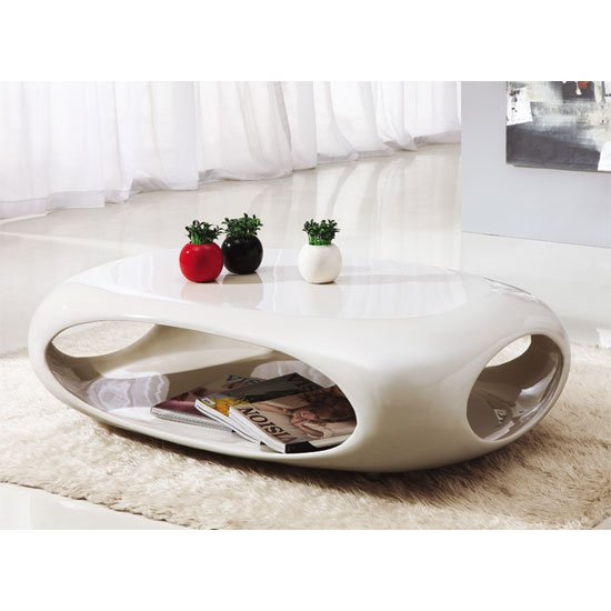 mirage coffee table - Coffee Tables For A Large Room: 4 Design Patterns