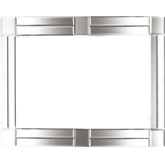 Elegant Bright Wall Mirror