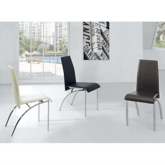 modern dining chairs D211 - How To Furnish A Flat Cheaply