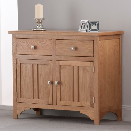 Montana Oak Small Sideboard