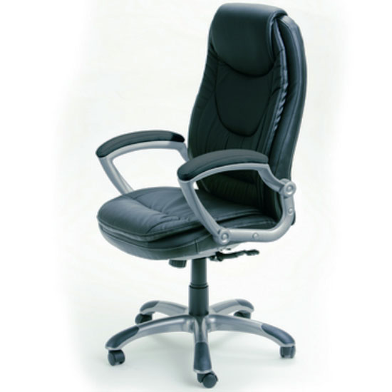 Monti Office Chair in Black
