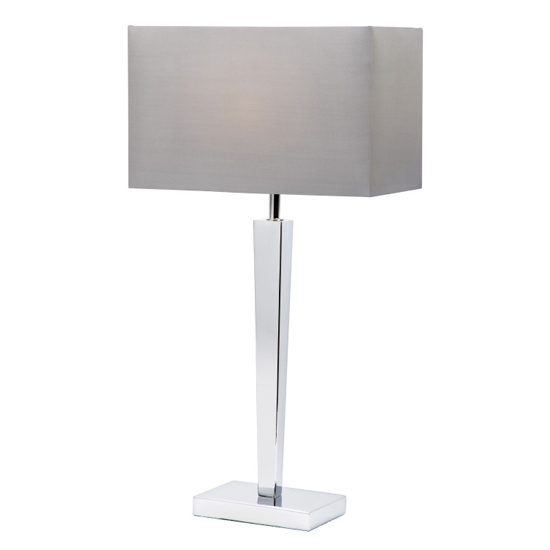 Moreto Table Lamp In Chrome