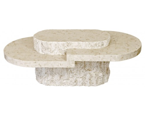 Marble coffee tables stone granite furniture in fashion Stone coffee table
