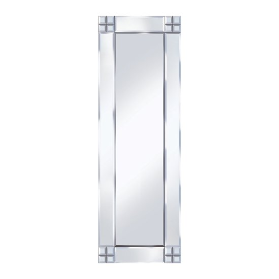 Best decorative panel prices in house accessories online for Narrow wall mirror decorative