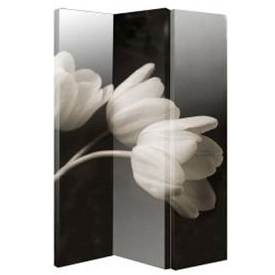 Flowers Art Room Divider