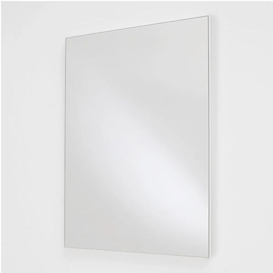 Nia Wall Mirror In White