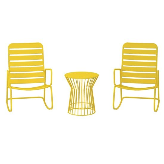 Novogratz Roberta Metal Rocker Set In Yellow_3
