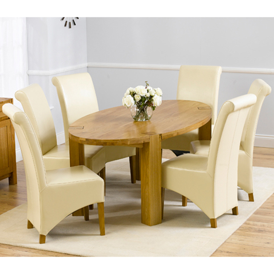 Dining Table Dining Table Sets Leicester : oak Oval DT 6 barc Chairs from diningtabletoday.blogspot.com size 550 x 550 jpeg 34kB