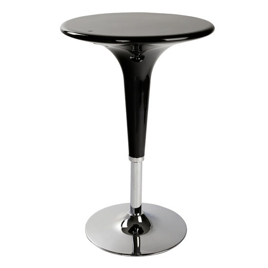 ocean bar table black 2400909bt - 7 Suggestions On Choosing Contemporary Bistro Furniture