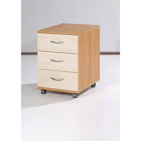 Power Beech Birch Office Cabinet