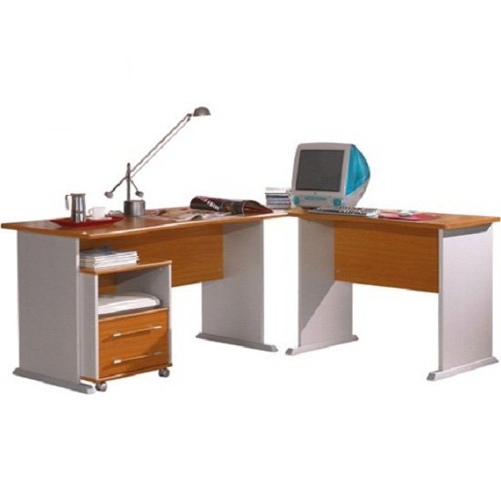 office workstation 495 65 - Types Of Small Computer Desks For Different Interior Plans