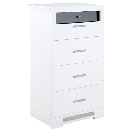 Buy cheap high gloss bedroom furniture compare storage for High gloss bedroom furniture
