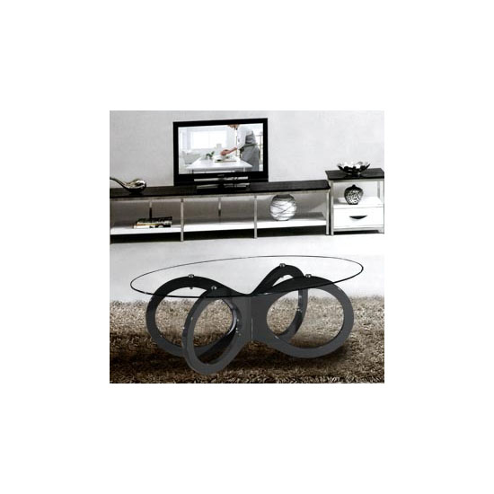 Olympia Grey Coffee Table