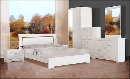 Bedroom Furniture White High Gloss omega white high gloss bedside cabinet 11213 furniture in