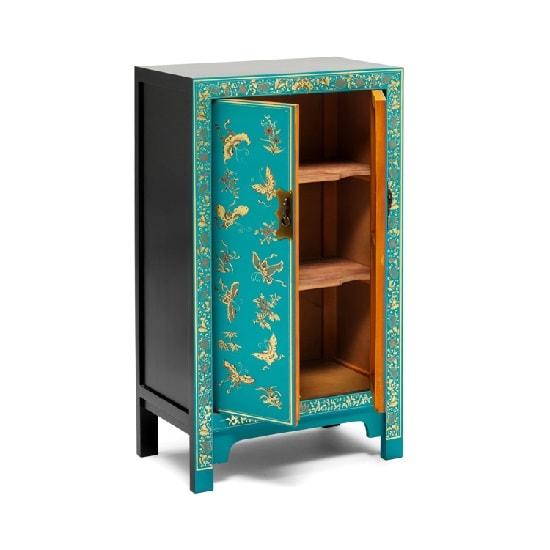 Oriental Shoe Cabinet Uk