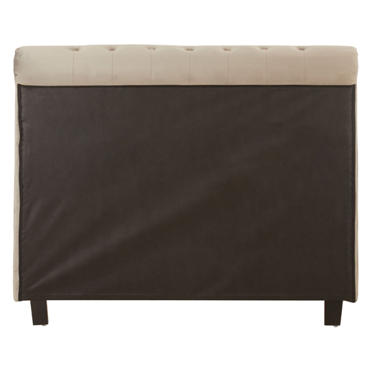 Lionrock Ottoman Fabric Double Bed In Grey     _6