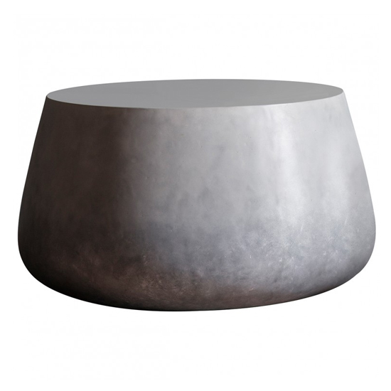 Otley Coffee Table In Ombre Silver