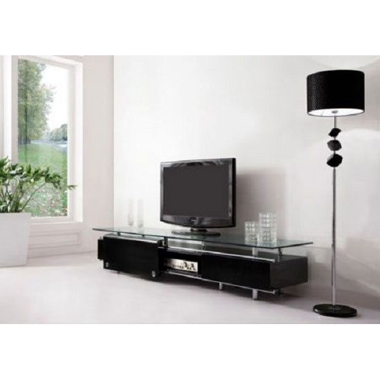 oxygen tv black1 - Latest Property Development and Furniture Trends For 2011