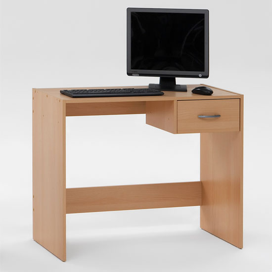 pascal beech computer desk - Bespoke School Furniture Installations