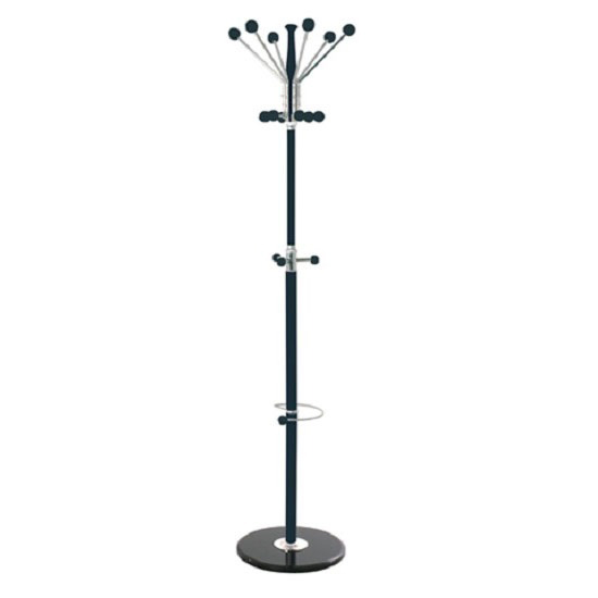 percy coat stand blacks - The Pros and Cons of Coat Stands With Marble Base