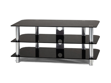 Phoenix TV Unit Stand In Black