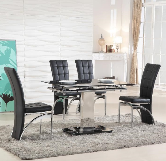 Extending Dining Tables And Chairs Furnitureinfashion UK