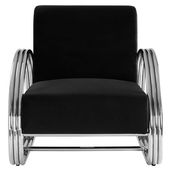 Markeb Leisure Chair In Black       _2
